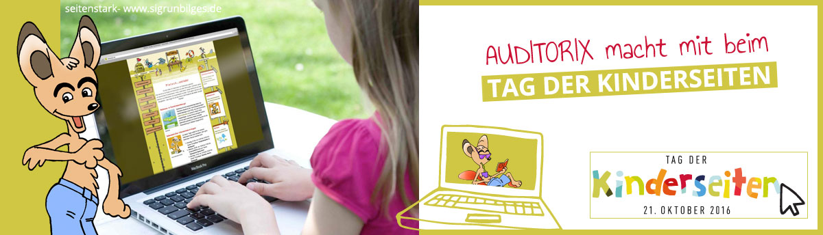 Tag der Kinderseiten Background
